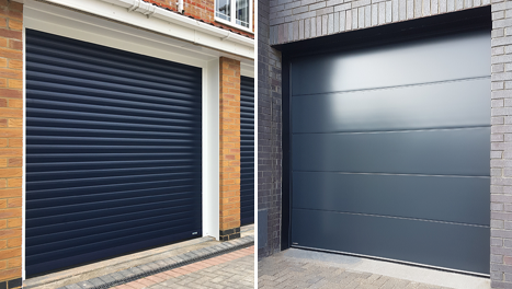Roller and Sectional Garage Doors