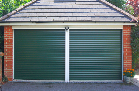 What Makes A Safe Electric Roller Garage Door The